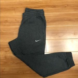 Nike Cotton Joggers | sz: Med